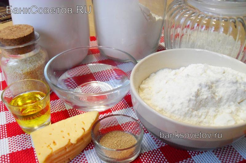 Ингредиенты багета
