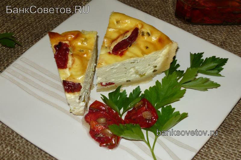 Творожный чизкейк - рецепт с фото