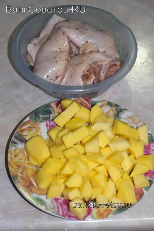 куриные бедрышки в духовке с корочкой рецепт