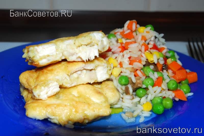 Блюда из куриного филе диетические рецепты